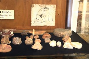 Descubrimientos arqueológicos en las excavaciones recientes