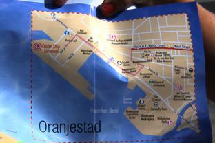 Visitamos todos los puntos que se ven en el mapa