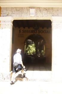 El Seguro Social está en uno de estos edificios históricos