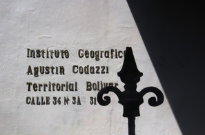 Cerca está este Instituto Geográfico