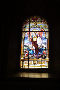 Cristalera Catedral Metropolitana
