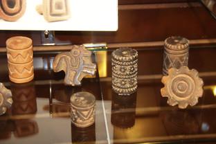 Copis de sellos precolombinos