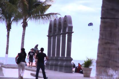 Otro de los símbolos de la ciudad los arcos.