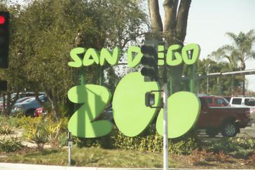 El Zoo de San Diego<br />