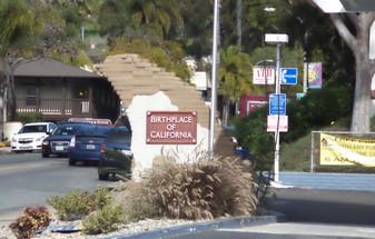 Lugar donde nació California