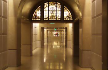 Cripta en el sótano