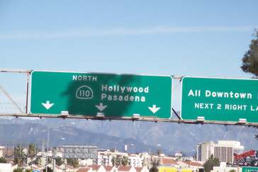 Camino de Hollywood