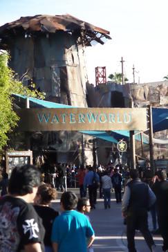 Espectáculo basado en Waterword