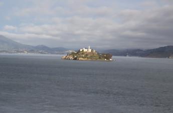 Un primer plano a Alcatraz