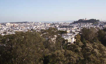 Vista desde torre Hamon