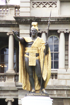 Estatua Hamekameha