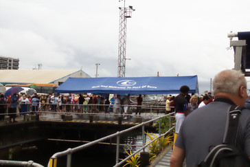 Bienvenido al puerto de Suva