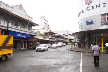 Otra calle de Suva