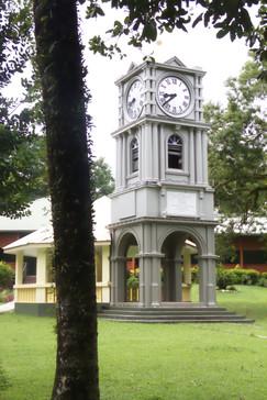 Reloj el museo