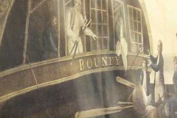 En este museo quedan restos de la famosa Bounty