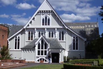 Vieja catedral anglicana