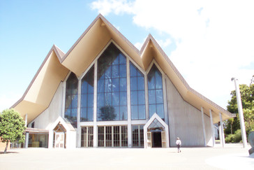 Moderna catedral anglicana