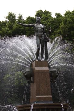 Detalle de la fuente