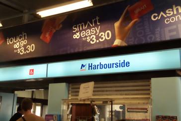 Estación de Harbourside