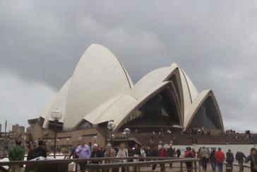 El edificio de la opera