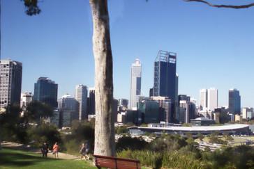 Otra vista de Perth
