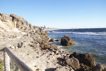 Aspecto playa