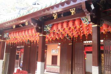 Todavía se está celebrando el principio de año chino