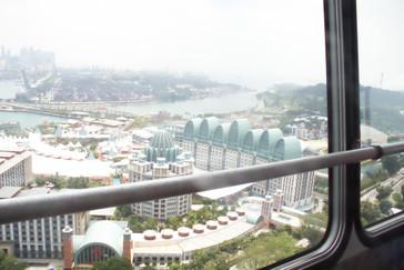 Vista desde Tiger Sky