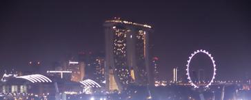 El nuevo skyline de Singapur