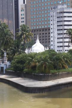 Detalle de la mezquita del viernes