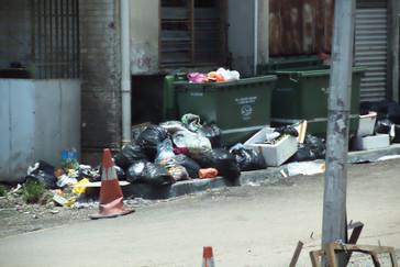 La limpieza no es una de las cosas que más destacan en chinatown