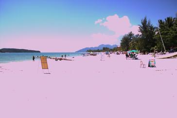 Playa de Langkawi