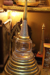 Una pagoda de oro