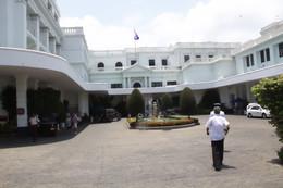 El hotel Mont Lavinia