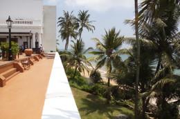 Detalle desde el hotel Mount Lavinia