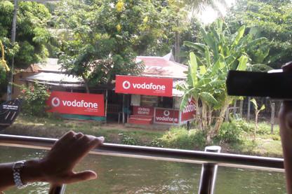 Otro anuncio de Vodafone