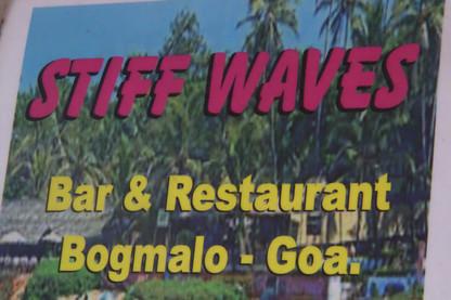 El nombre del lugar: Stiff Waves
