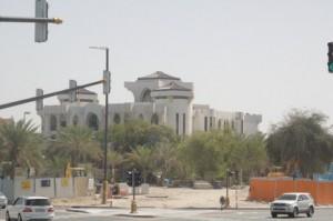 Un edificio singular camino de la Gran Mezquita