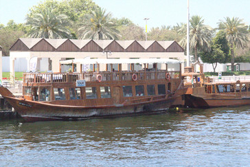 Tour Dubai Dhow Dinner Cruise Creek