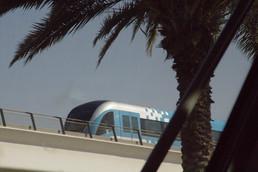 Un detalle del metro