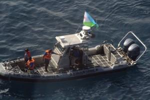 Guardacostas de Yibuti