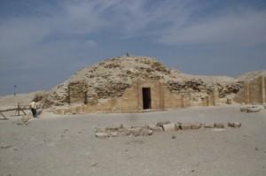 Saqqara, la casa del sur