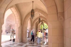 Estos arcos me recuerdan a una iglesia gótica. ¿Es solo a mí?