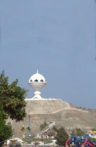 El incensario del paqrue Riyam