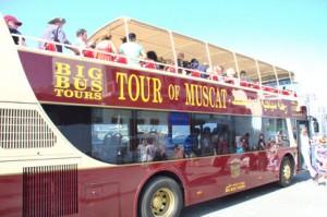 Big Bus de Mascate