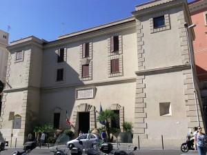 Museo arqueolñogico de Civitavecchia. Foto e Sapohiro1983. Gentileza Wikimedia