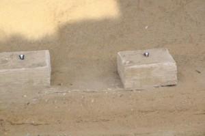 ¿Para qué son estpos bloques de hormigón?