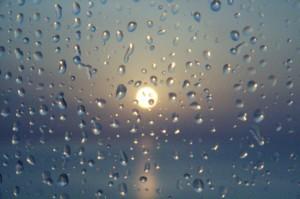 El Sol nos mira con su cara redonda y sonriente: ha derrotado a la noche