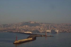 Al fondo, Nápoles
