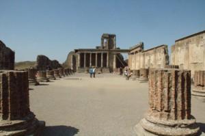 Templo de Apolo y Diana